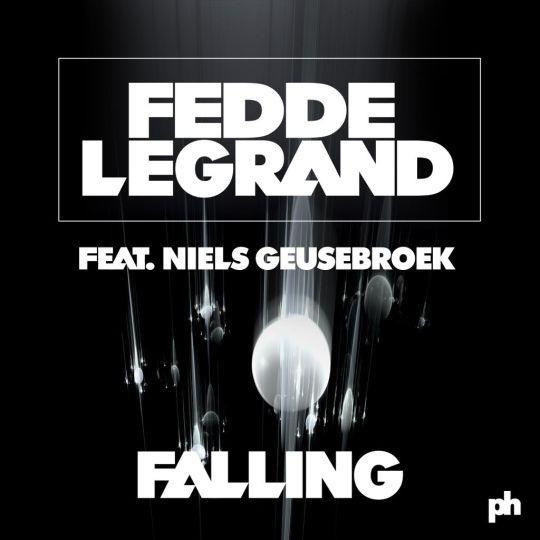 Coverafbeelding Falling - Fedde Legrand Feat. Niels Geusebroek