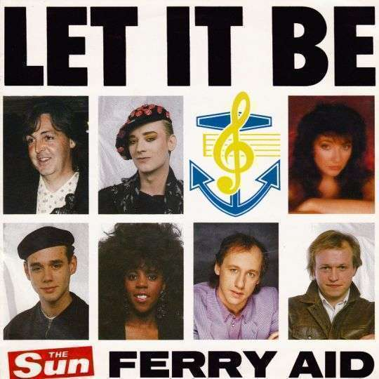 Coverafbeelding Ferry Aid - Let It Be