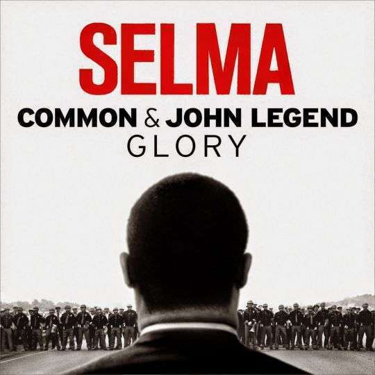 Coverafbeelding Common & John Legend - Glory