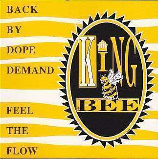 Coverafbeelding Back By Dope Demand - King Bee