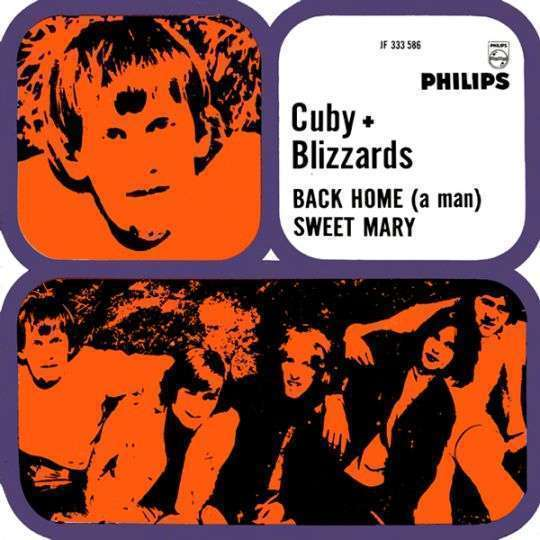 Coverafbeelding Cuby + Blizzards - Back Home (A Man)