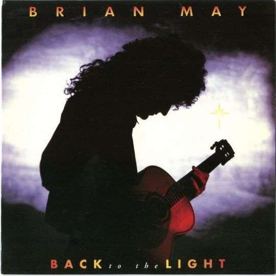 Coverafbeelding Brian May - Back To The Light