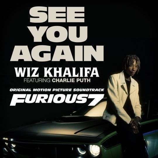 Coverafbeelding See You Again - Wiz Khalifa Featuring Charlie Puth