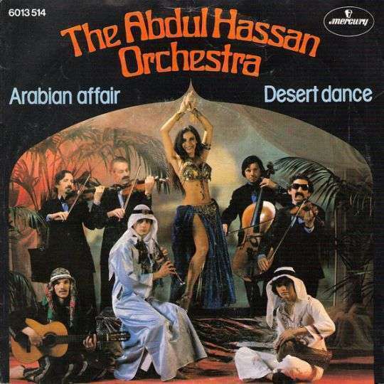 Coverafbeelding The Abdul Hassan Orchestra - Arabian Affair