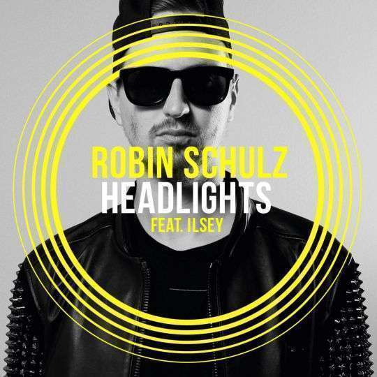 Coverafbeelding Headlights - Robin Schulz Feat. Ilsey