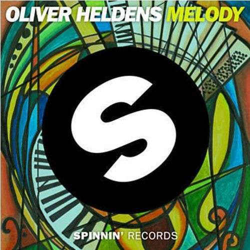 Coverafbeelding Melody - Oliver Heldens