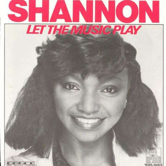 Coverafbeelding Shannon - Let The Music Play