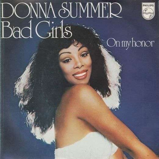 Coverafbeelding Bad Girls - Donna Summer