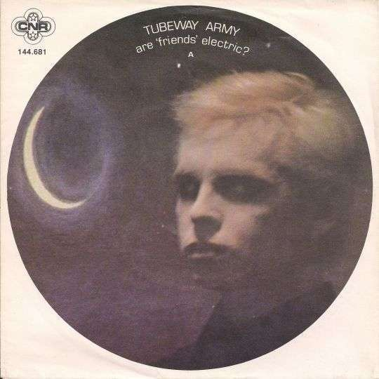 Coverafbeelding Tubeway Army - Are 'Friends' Electric?