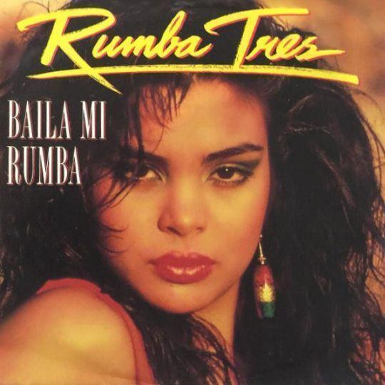 Coverafbeelding Rumba Tres - Baila Mi Rumba
