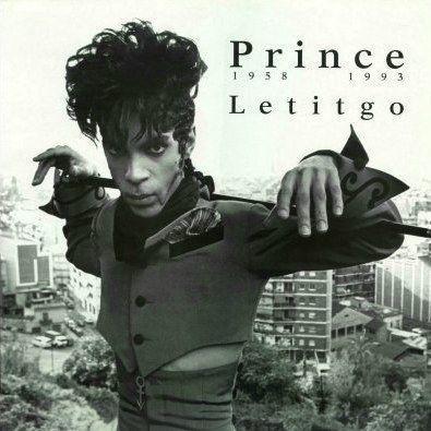 Coverafbeelding Letitgo - Prince