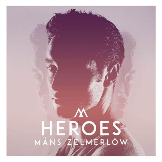 Coverafbeelding Heroes - Måns Zelmerlöw
