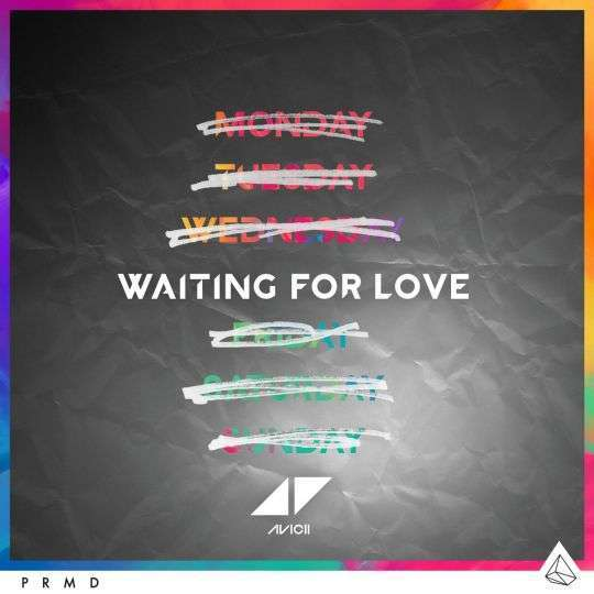 Coverafbeelding Waiting For Love - Avicii