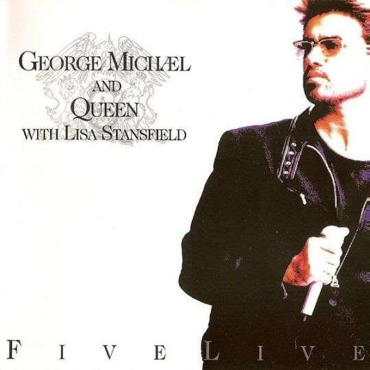 Coverafbeelding George Michael - Killer/Papa Was A Rollin' Stone