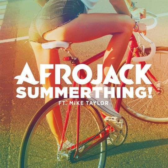 Coverafbeelding Summerthing! - Afrojack Ft. Mike Taylor