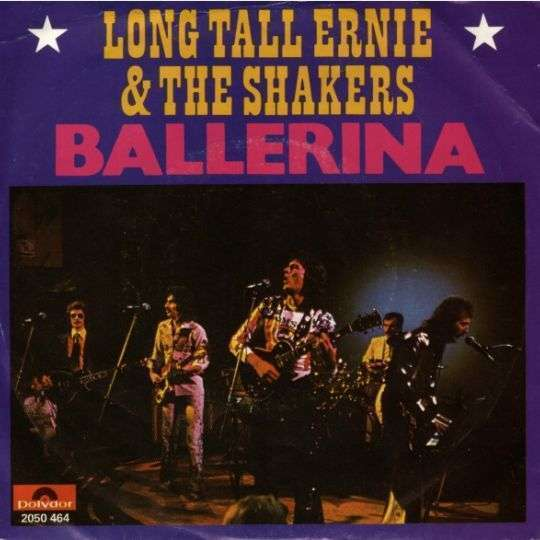 Coverafbeelding Long Tall Ernie & The Shakers - Ballerina