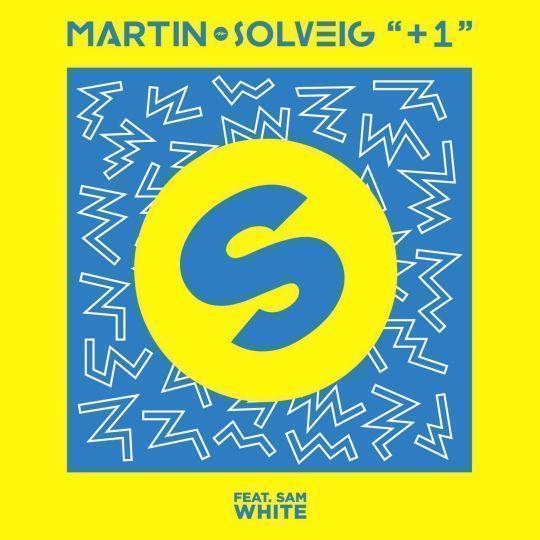 Coverafbeelding +1 - Martin Solveig Feat. Sam White