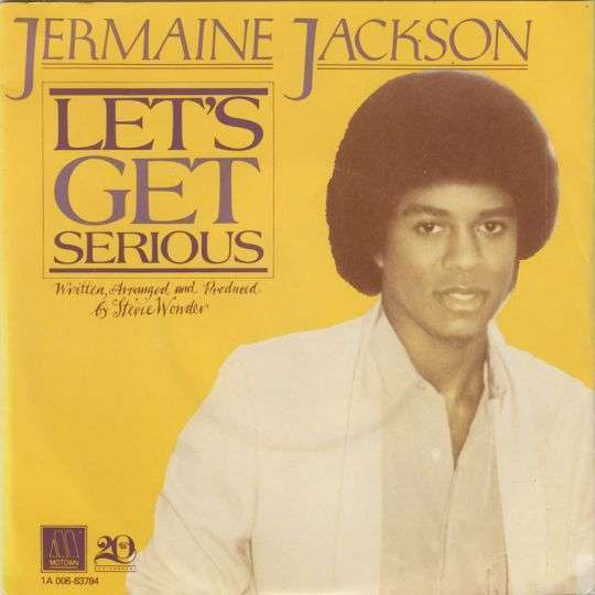 Coverafbeelding Let's Get Serious - Jermaine Jackson