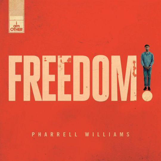 Coverafbeelding Pharrell Williams - Freedom