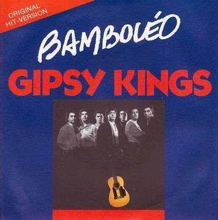 Coverafbeelding Bamboléo - Gipsy Kings