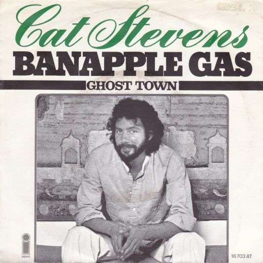 Coverafbeelding Banapple Gas - Cat Stevens
