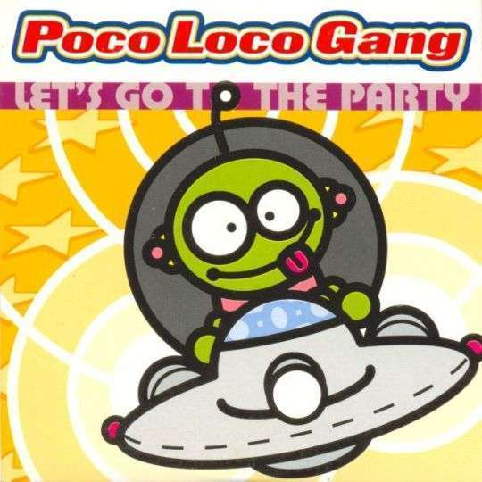 Coverafbeelding Let's Go To The Party - Poco Loco Gang