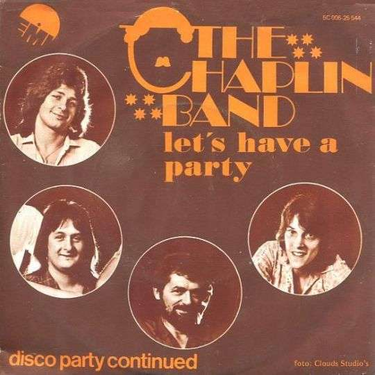 Coverafbeelding Let's Have A Party - The Chaplin Band