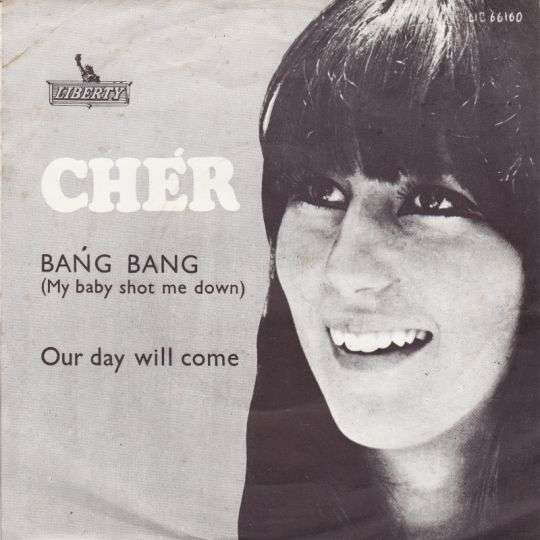 Coverafbeelding Bang Bang (My Baby Shot Me Down) - Chér