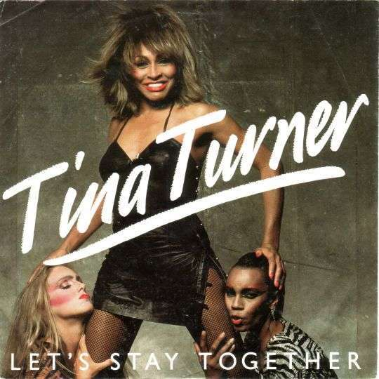Coverafbeelding Let's Stay Together - Tina Turner