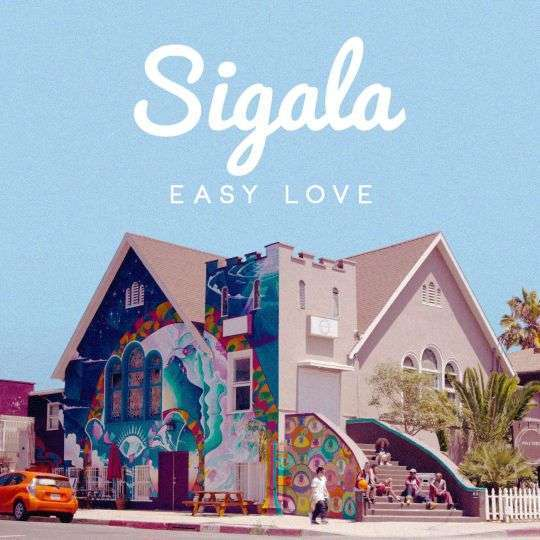 Coverafbeelding Sigala - Easy love