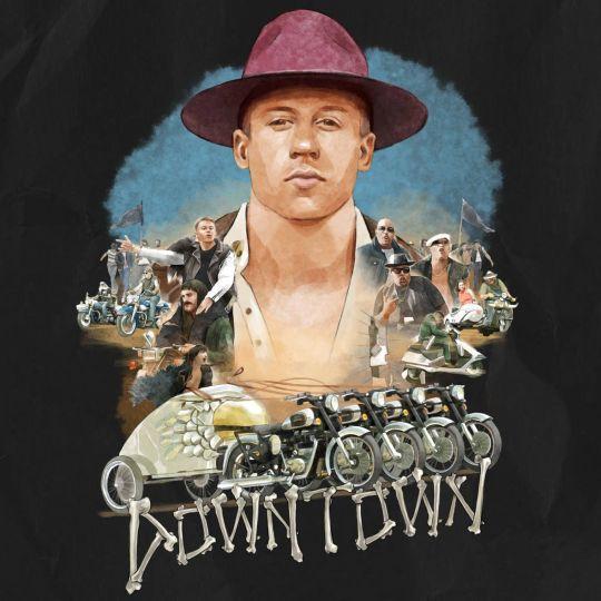 Coverafbeelding Downtown - Macklemore & Ryan Lewis Feat. Eric Nally, Melle Mel, Kool Moe Dee & Grandmaster Caz