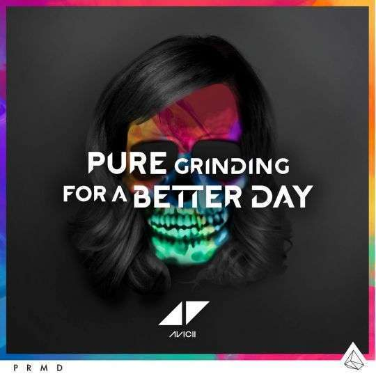 Coverafbeelding For A Better Day - Avicii