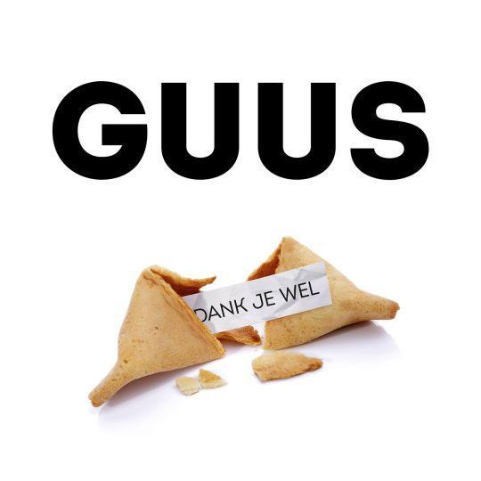 Coverafbeelding Dank Je Wel - Guus