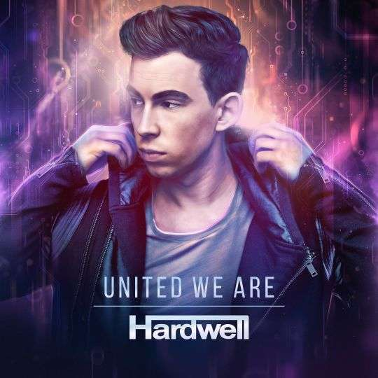 Coverafbeelding Hardwell featuring Mr. Probz - Birds fly