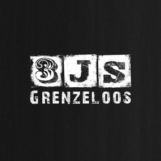 Coverafbeelding Grenzeloos - 3Js