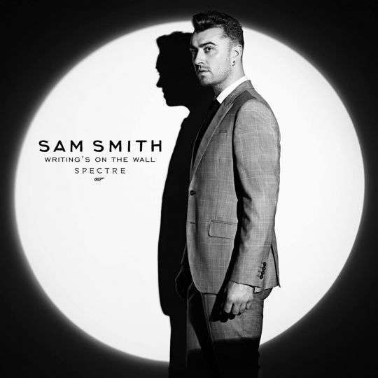 Coverafbeelding Writing's On The Wall - Sam Smith