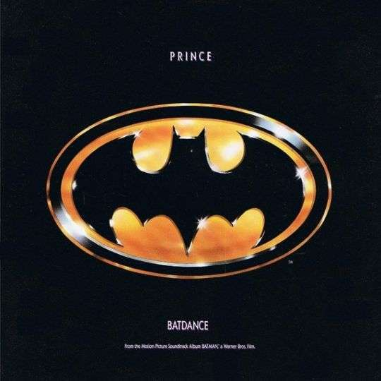 Coverafbeelding Batdance - Prince
