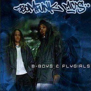 Coverafbeelding B-Boys & Flygirls - Bomfunk Mc's
