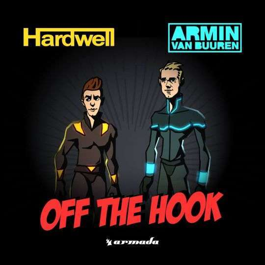 Coverafbeelding Off The Hook - Hardwell & Armin Van Buuren