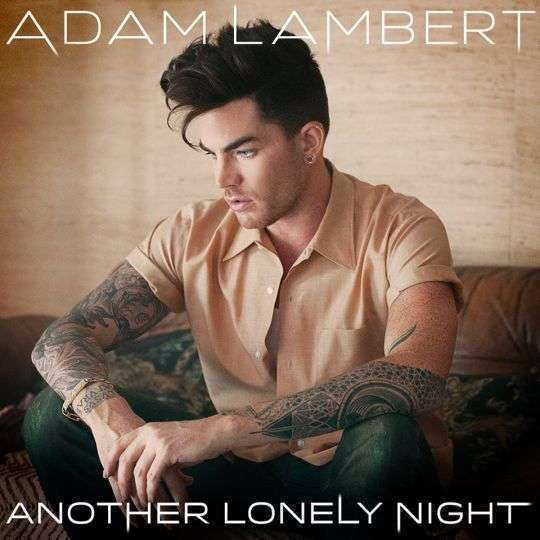 Coverafbeelding Another Lonely Night - Adam Lambert