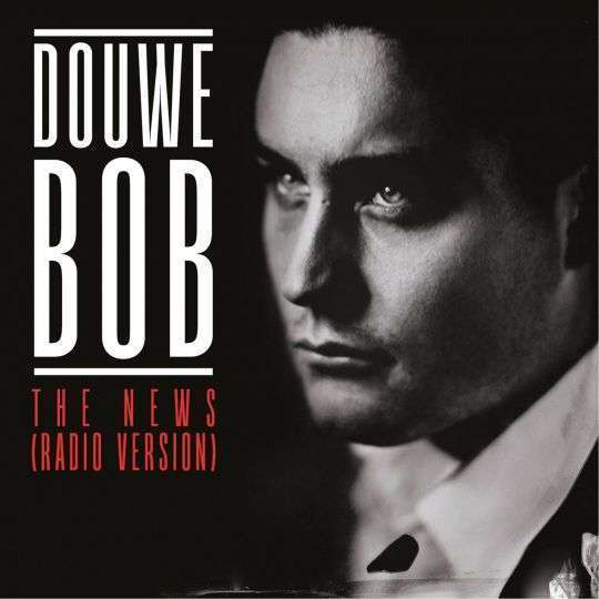 Coverafbeelding The News - Douwe Bob