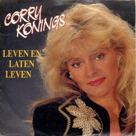 Coverafbeelding Leven En Laten Leven - Corry Konings