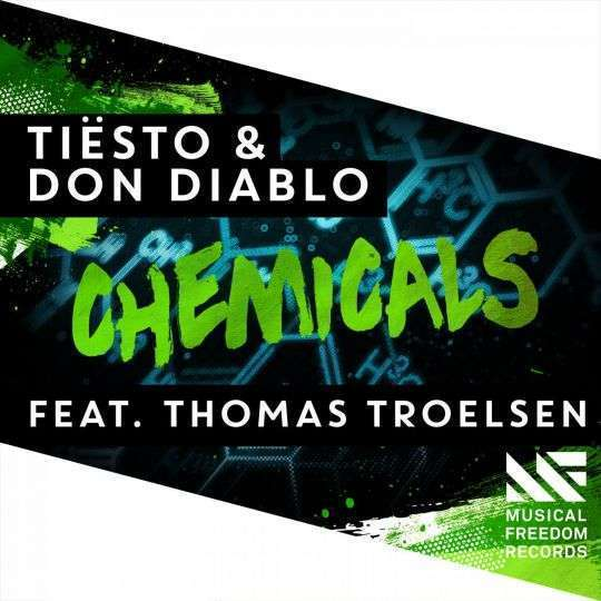 Coverafbeelding Chemicals - Tiësto & Don Diablo Feat. Thomas Troelsen
