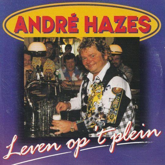 Coverafbeelding Leven Op 't Plein - André Hazes