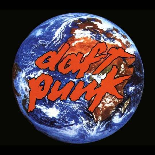 Coverafbeelding Daft Punk - Around The World