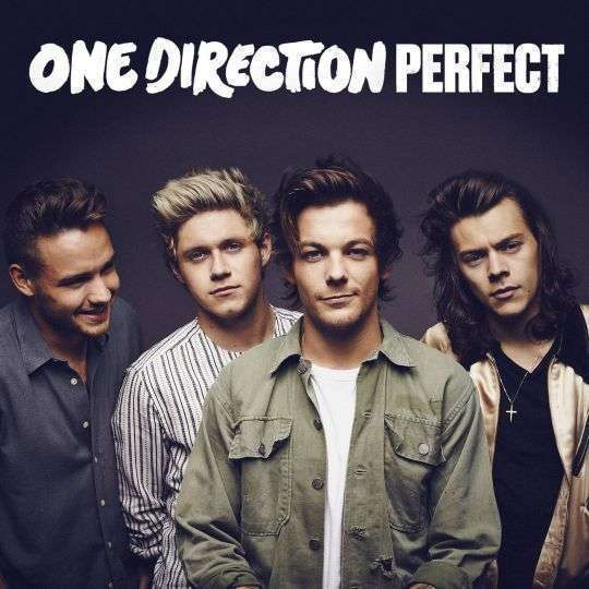 Coverafbeelding Perfect - One Direction
