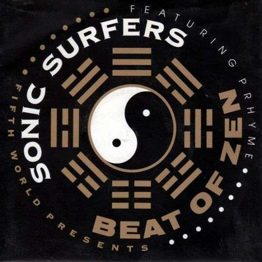 Coverafbeelding Sonic Surfers featuring Prhyme - Beat Of Zen