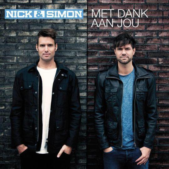 Coverafbeelding Met Dank Aan Jou - Nick & Simon