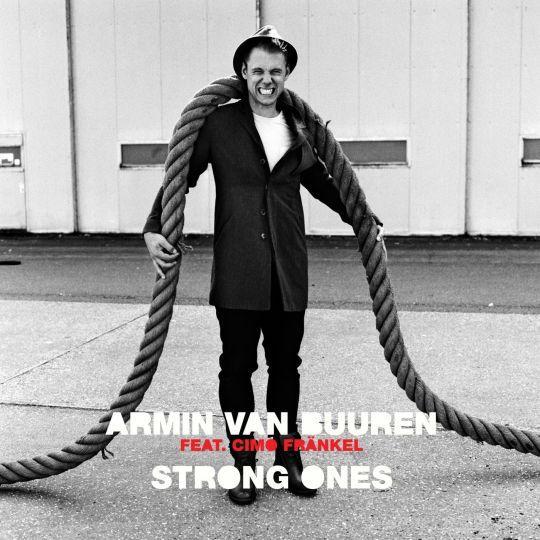 Coverafbeelding Strong Ones - Armin Van Buuren Feat. Cimo Fränkel