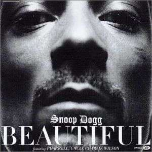 Coverafbeelding Snoop Dogg featuring Pharrell, Uncle Charlie Wilson - Beautiful